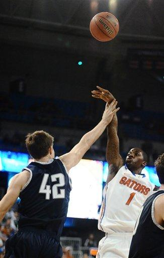 No. 10 Florida rolls to 90-70 win over Yale