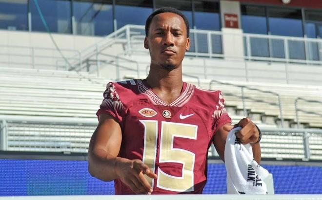 Father of draft prospect Travis Rudolph killed in accidental shooting