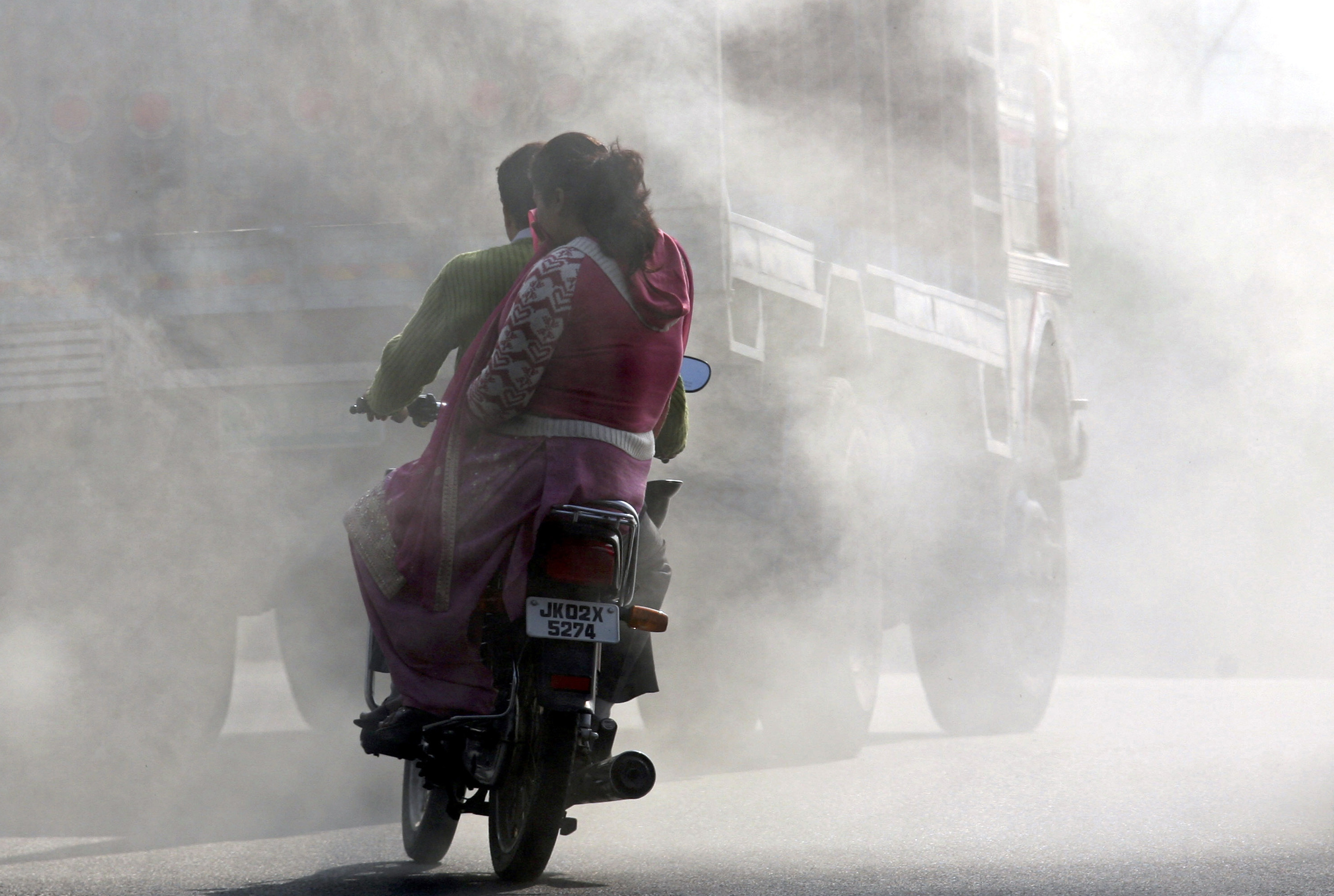 air pollution in nepal