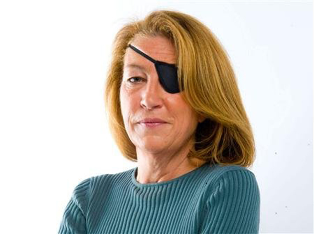 Marie Colvin, war reporter killed in Syria, was a guest on Anderson Cooper's show hours before death