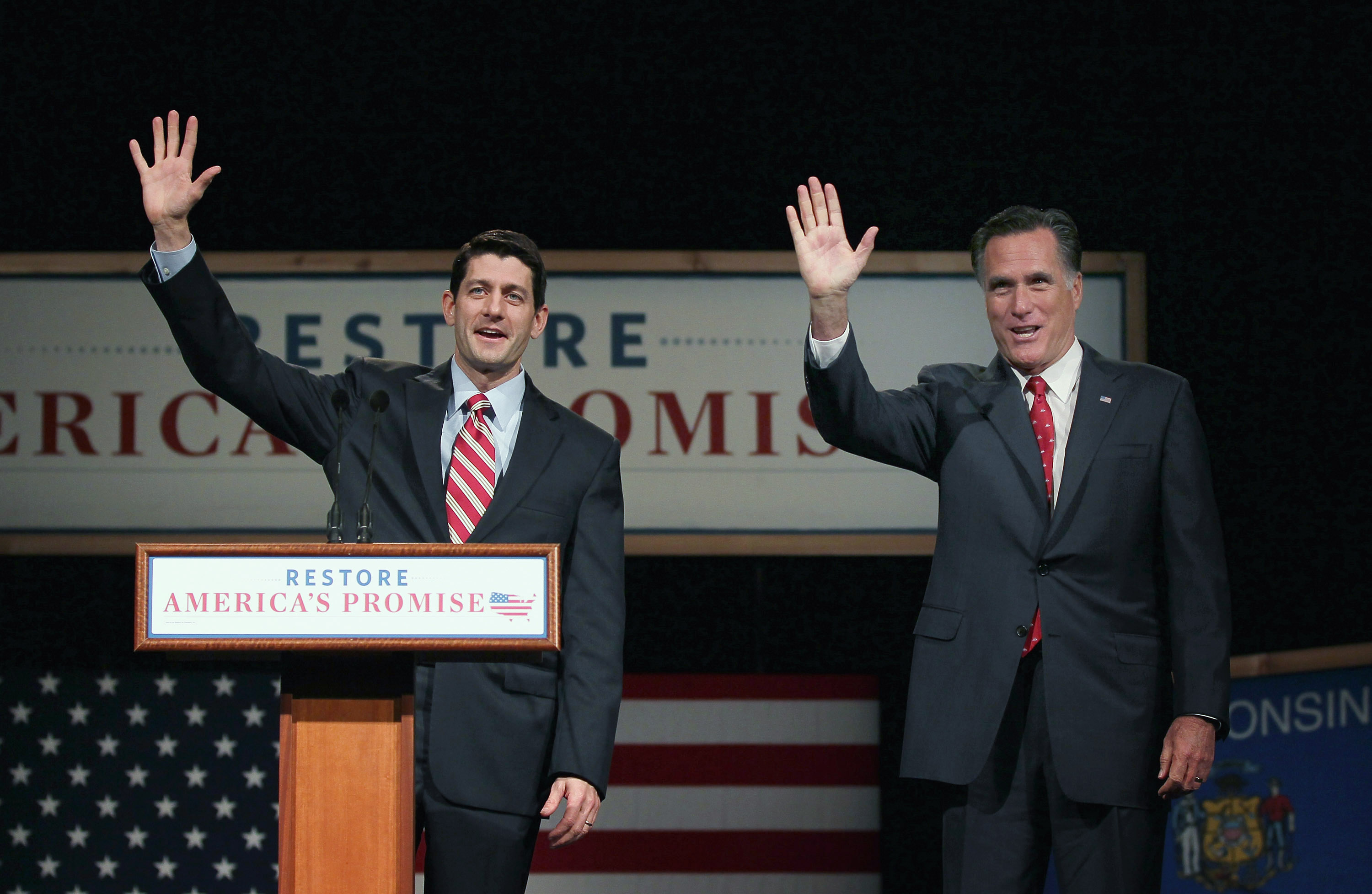 From 'a great Wisconsinite' to 'some other Wisconsinite': Santorum's tone on Paul Ryan shifts after Romney endorsement