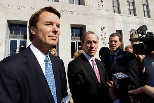 John Edwards trial: Highlights (and lowlights) from the first week ...