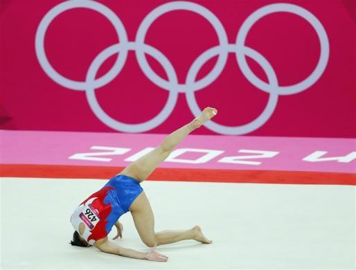 Olympic Bloopers Gymnastics