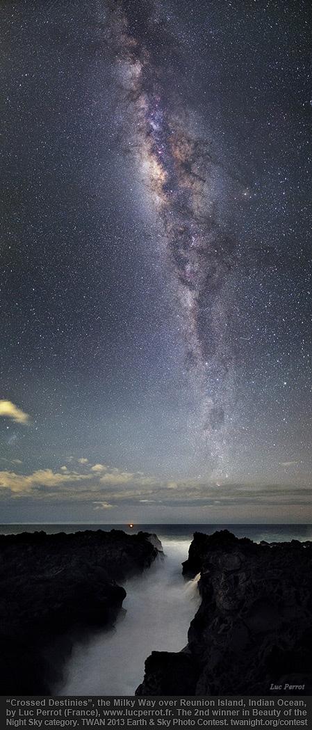 earth, sky
