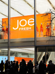 Joe Fresh in NYC