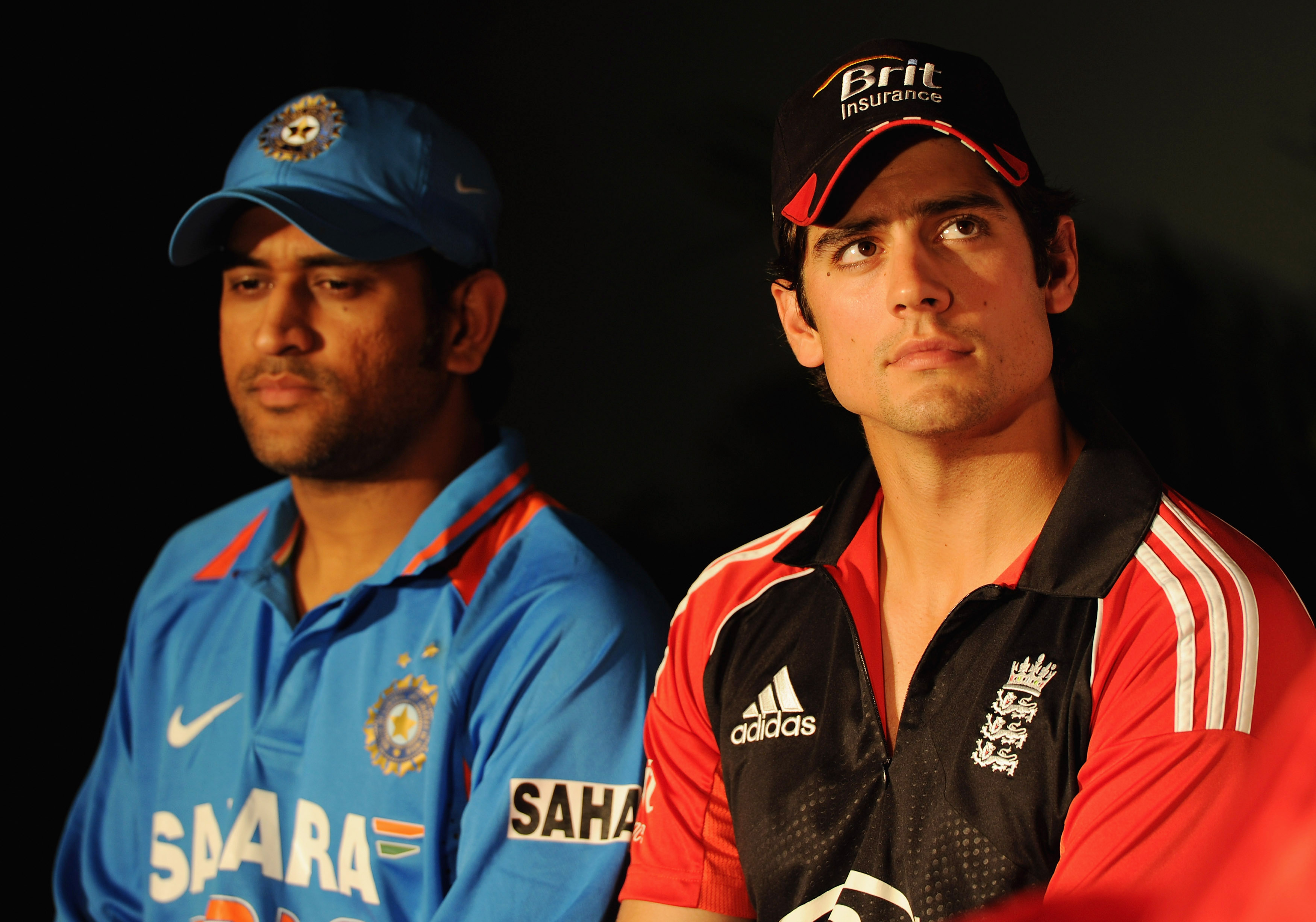England and India Media Day