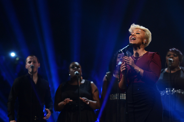 Emeli Sande (Photo by Samir Hussein/Getty Images)