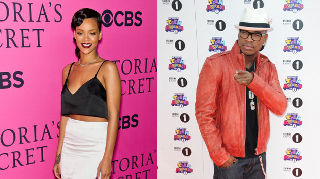 Rihanna and Ne-Yo