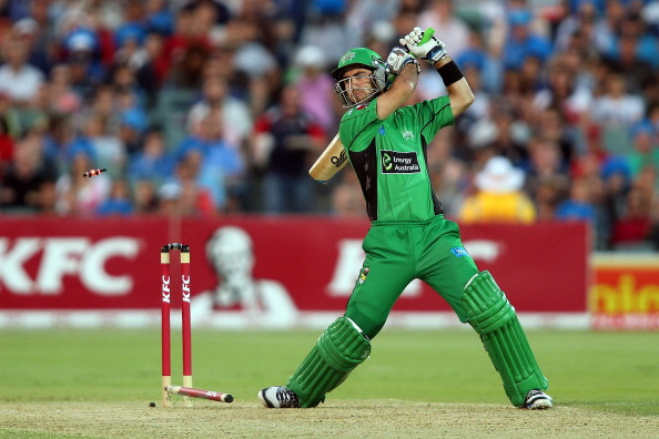 Big Bash League - Strikers v Stars