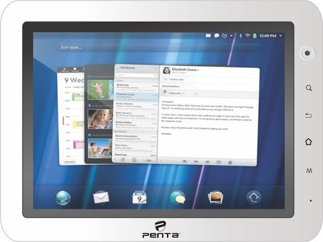 Penta Tpad WS704C BSNL tablet
