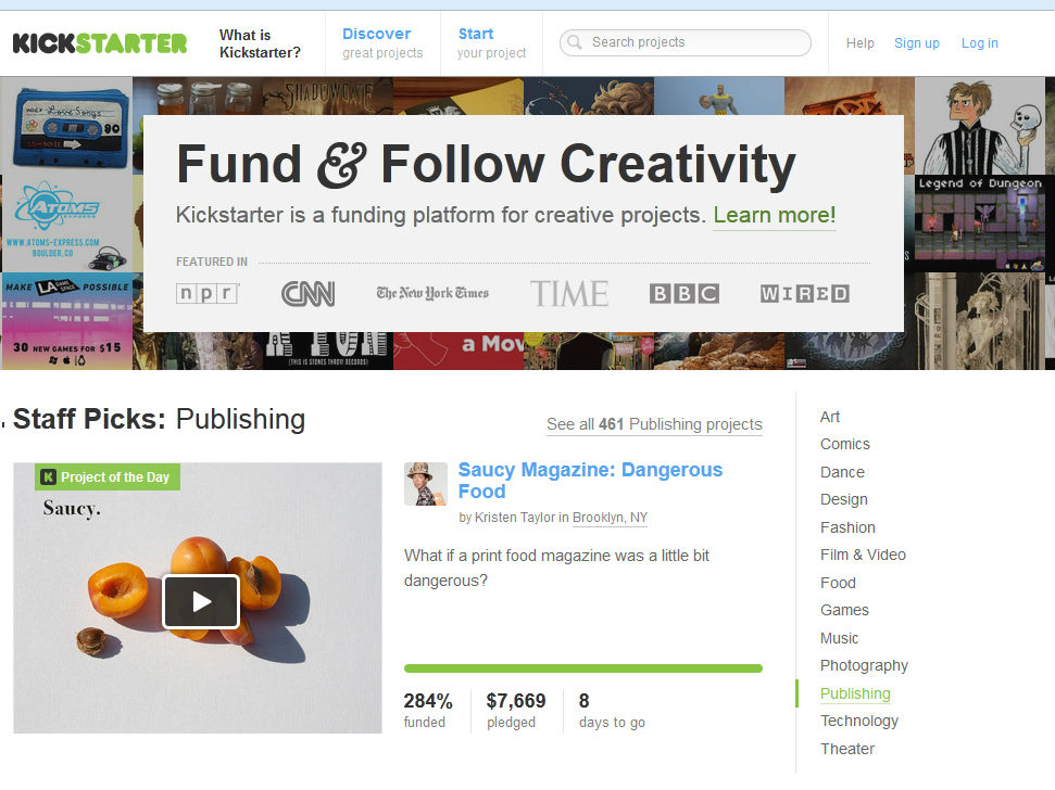 Crowdfunding comes of age