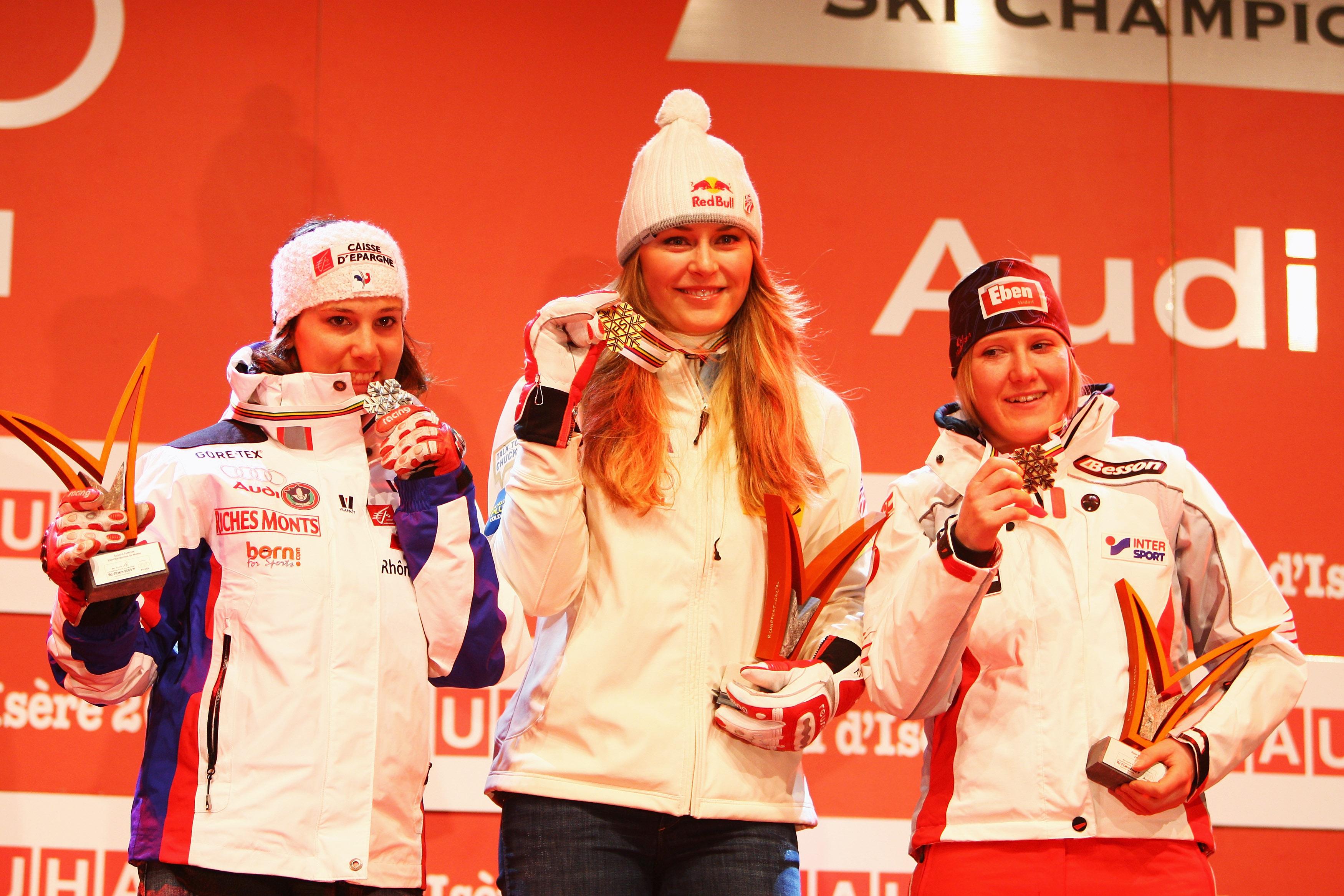 Women's Super G - Alpine FIS Ski World Championships