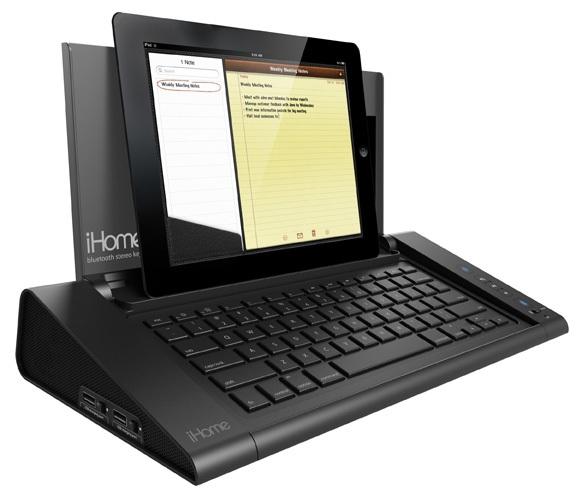 Dock Pintar untuk Komputer Tablet