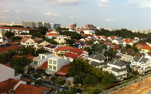 Singapore property market outlook for 2012 and 2013