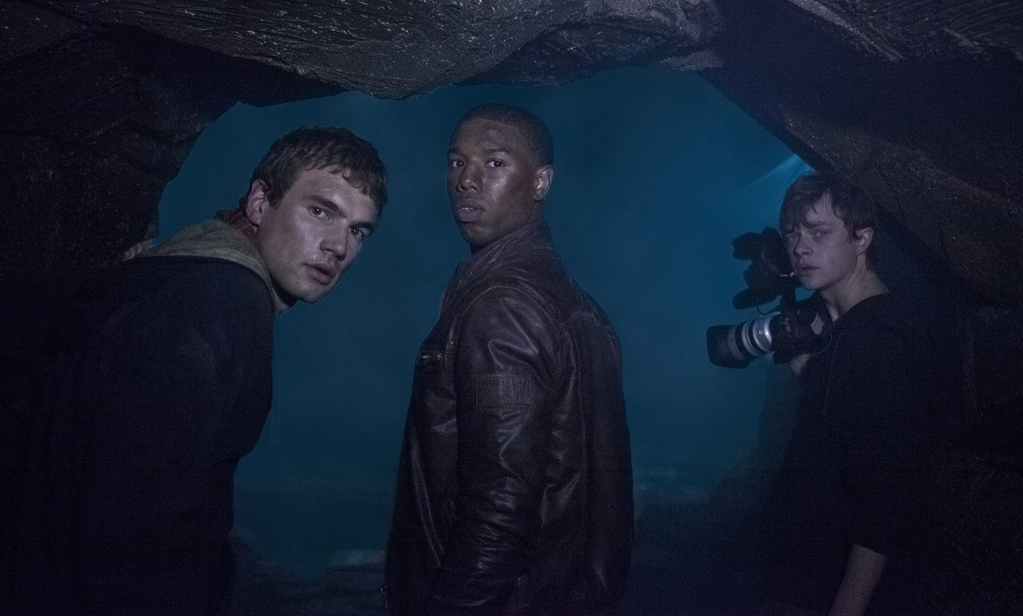 Michael B. Jordan, center, in 2012's 'Chronicle' (Photo: 20th Century Fox)