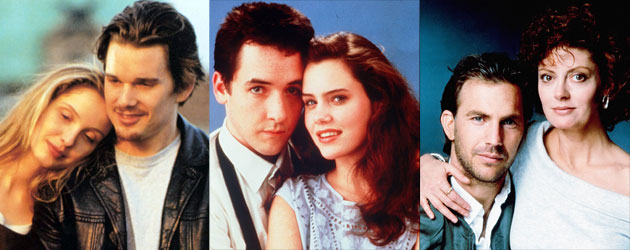 'Before Sunrise,' 'Say Anything,' 'Bull Durham' (Photo: Everett Collection)