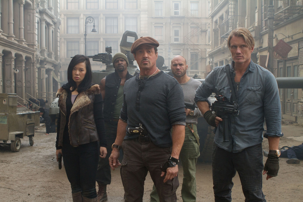 From 'The Expendables 2' (Photo: Lionsgate)