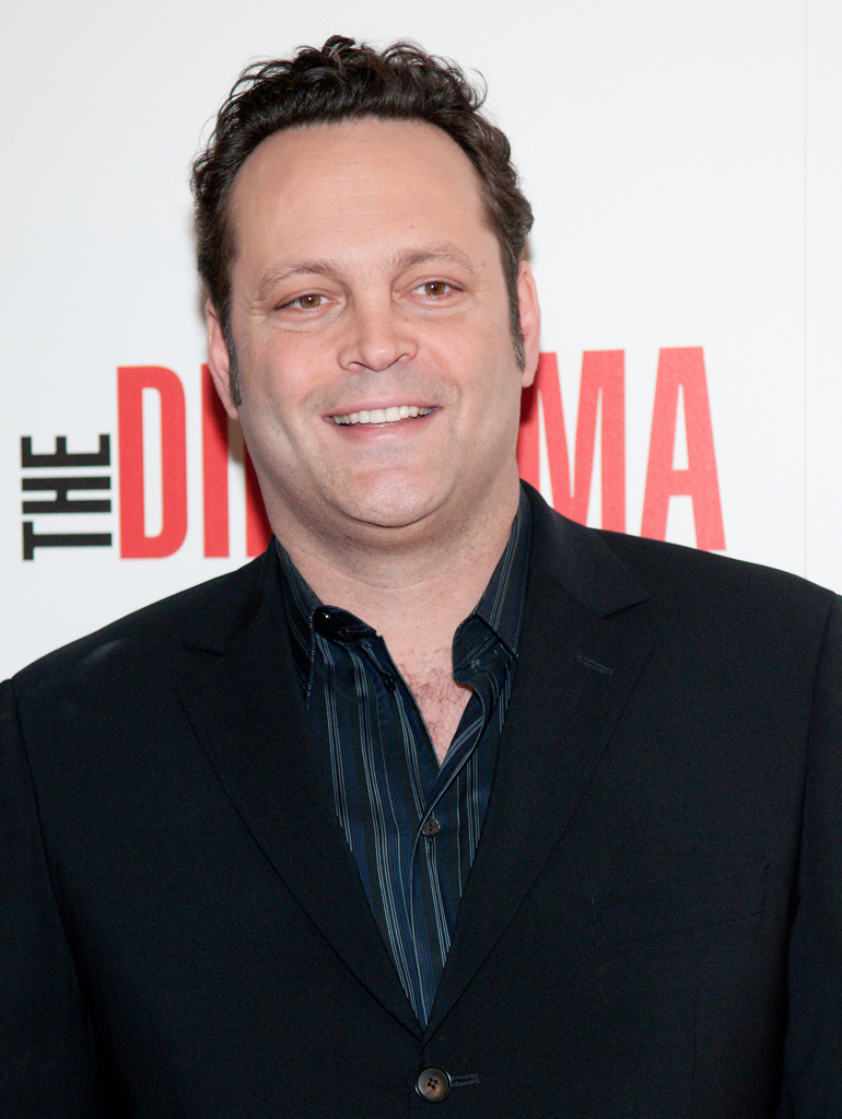 Vince Vaughn, Cover Image, Bio Shot