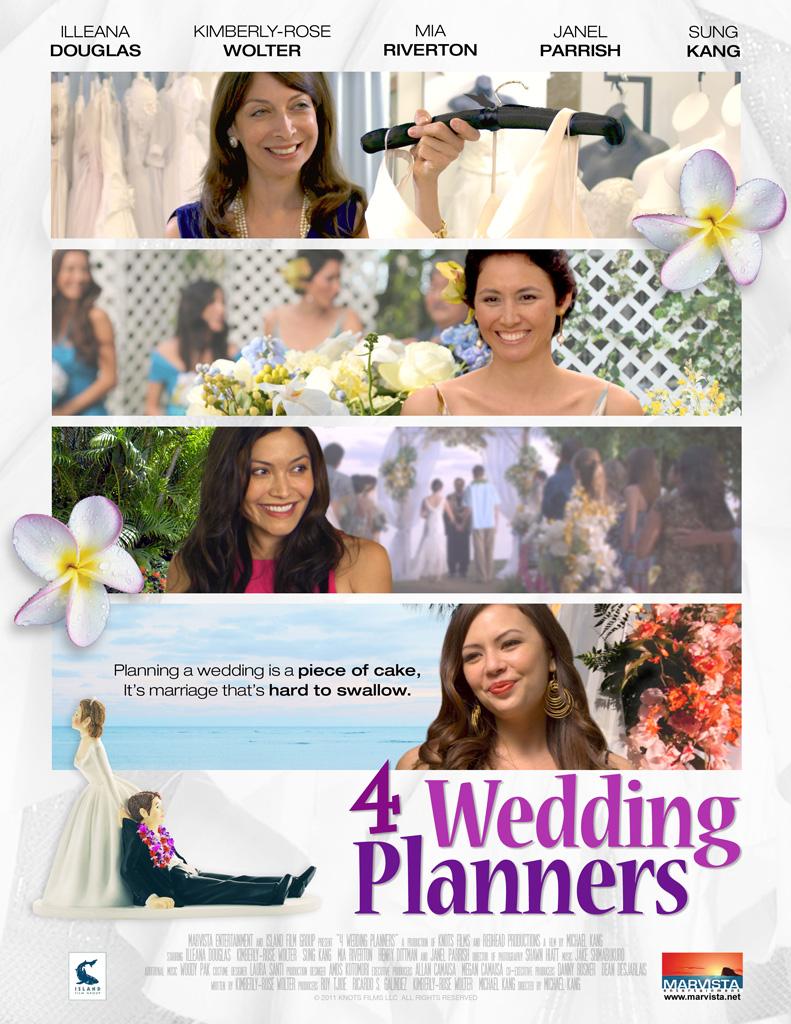 4 Wedding Planners Movie