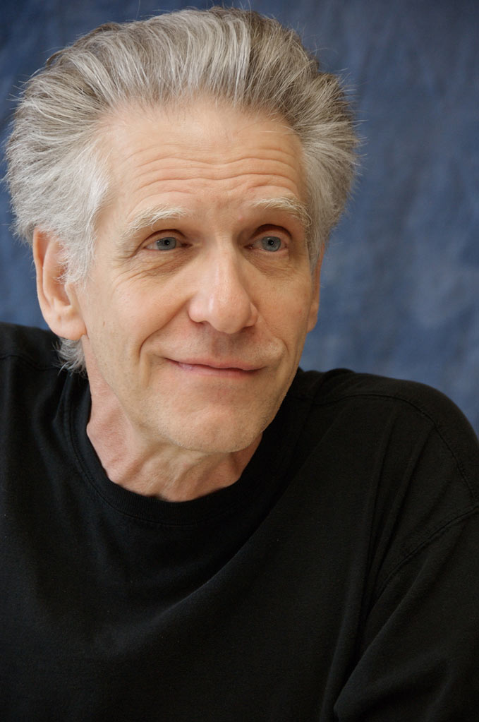 David Cronenberg, Bio Shot, Profile Pic