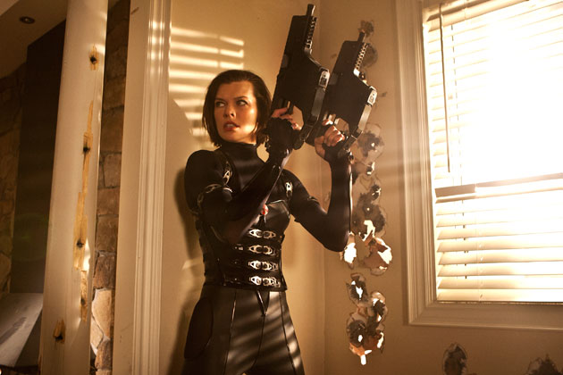 Five Film Facts: 'Resident Evil: Retribution'