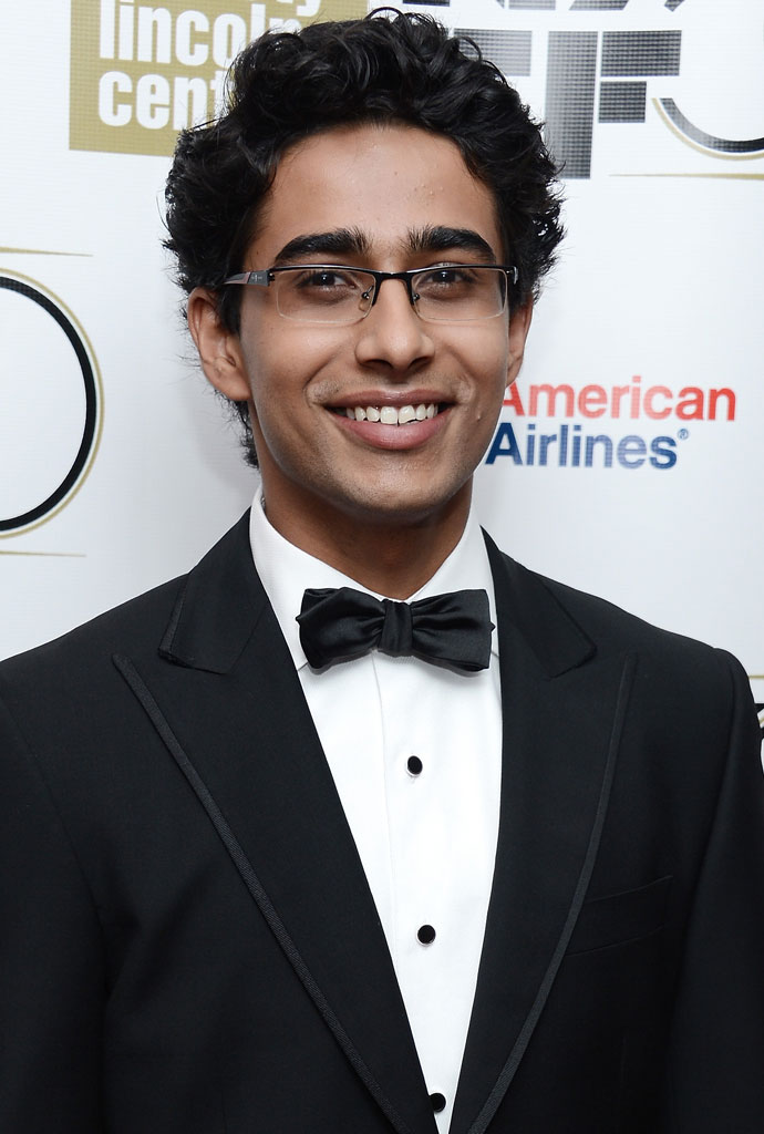 Suraj Sharma Profile