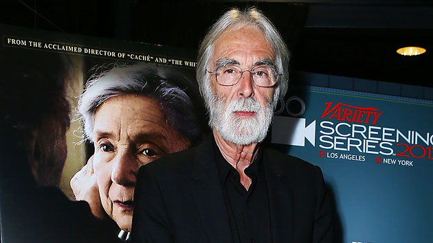Michael Haneke (Photo by Alexandra Wyman/WireImage)