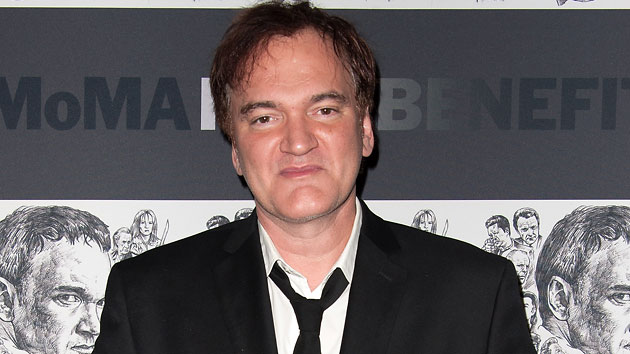 Quentin Tarantino (Photo by D Dipasupil/FilmMagic)