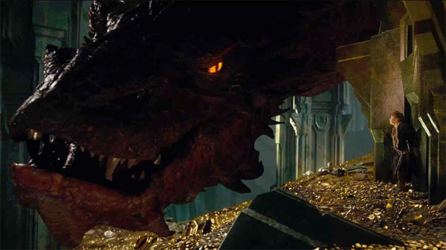 'The Hobbit: The Desolation of Smaug' (Photo: Warner Bros. Pictures)