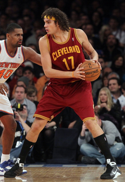 Anderson Varejao was off to a great start before injuries sidelined him for the season. (Getty Images)