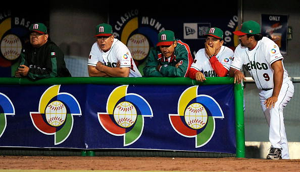 Team Mexico's first game in the World Baseball Classic is Thursday against Italy. (Getty Images)