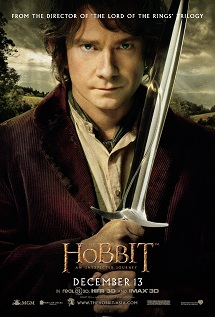 Poster of The Hobbit:An Unexpected Journey