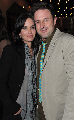 Arquette and Cox before they separated in 2010 (Jordan Strauss/WireImage)