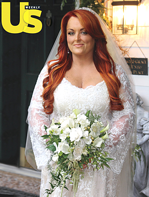 Wynonna Judd Marries -- See Her Wedding Dress!