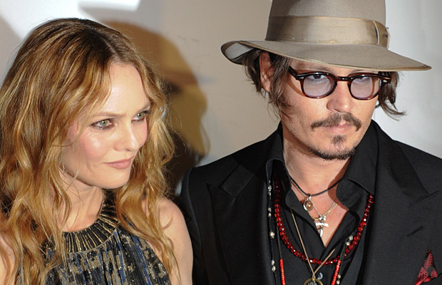 The last time Depp and Paradis walked the red carpet together was in May 2010. (MARTIN BUREAU/AFP/Getty Images)