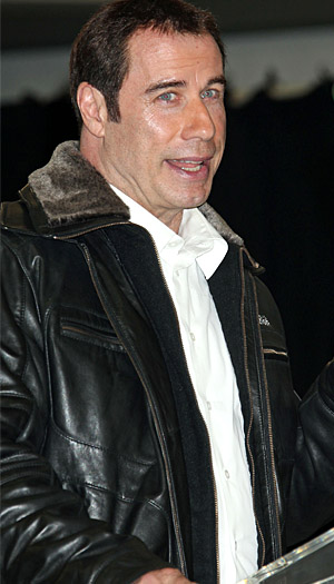 Travolta sued again. (Splash News)