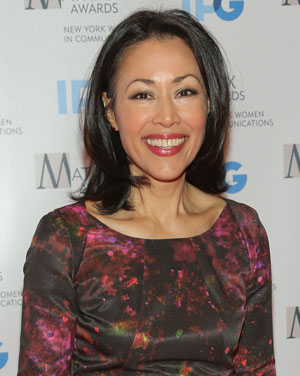 Ann Curry (Getty Images)