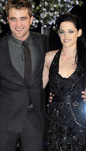 Robsten in limbo. (Wireimage)
