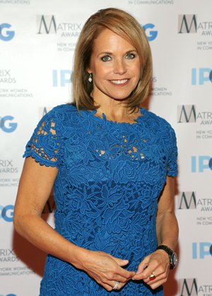 Katie Couric finds love with a younger man … again