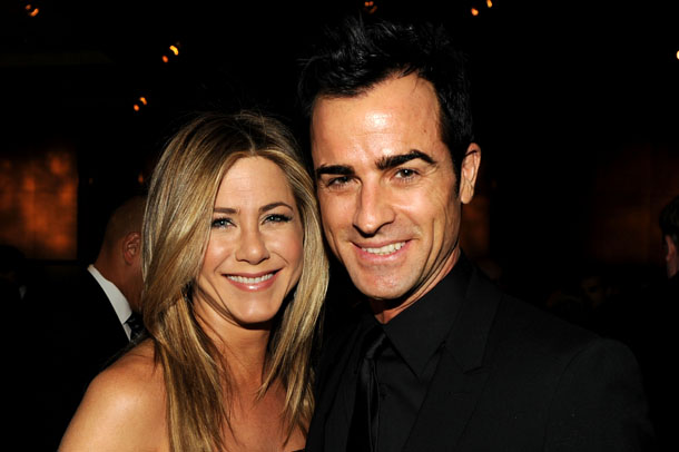 Jennifer Aniston and Justin Theroux are getting hitched! (Getty Images)