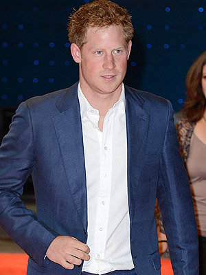Prince Harry. (SplashNews)