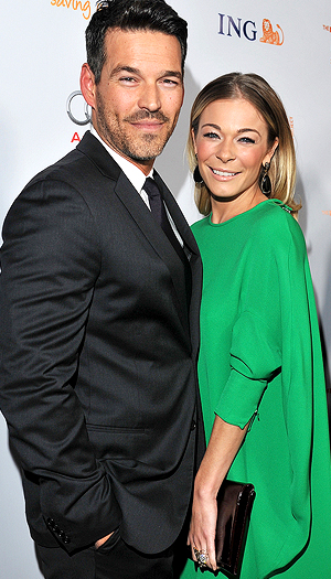Cibrian and Rimes. (WireImage)