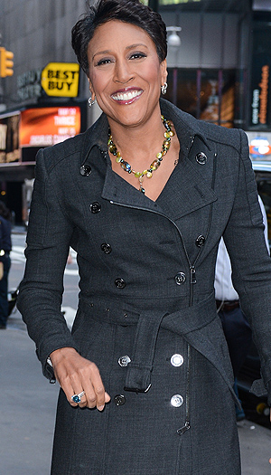 Robin Roberts. (Ray Tamarra/Getty Images)