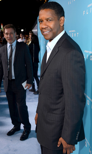 Denzel Washington (Mark Davis/Getty Images)