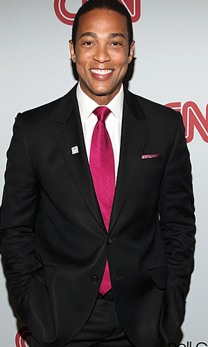 The allegedly snubbed Don Lemon (Getty Images)