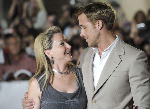 Gosling brought his mom to the Ides of March premiere at the Toronto Film Festival. (Jason Merritt/Getty Images)