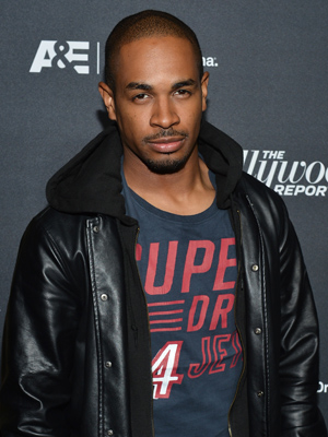 Damon Wayans Jr. talks to omg!. (Alberto E. Rodriguez/Getty Images)