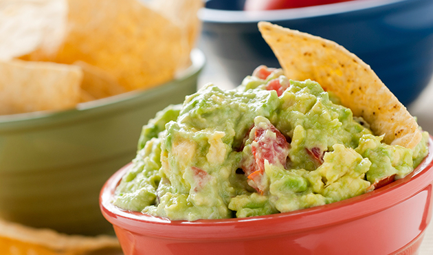 Beyonce's Simple Super Bowl Guacamole Recipe