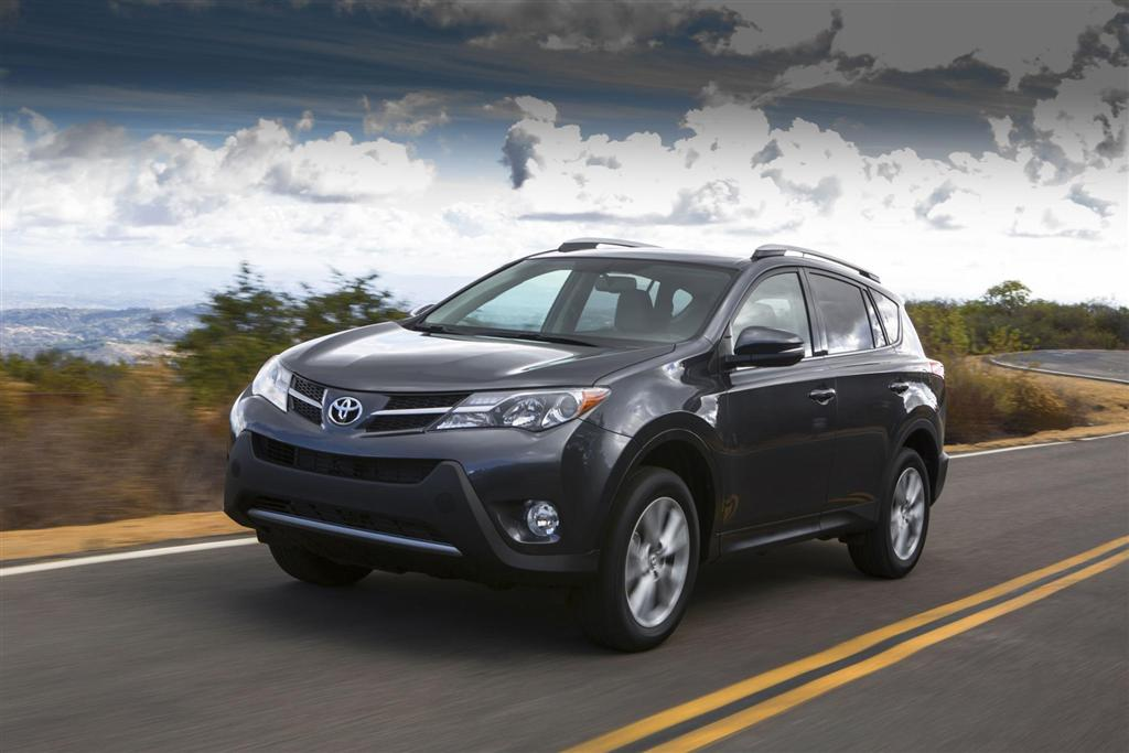 2013 Toyota RAV4: A familiar and pleasantly updated package