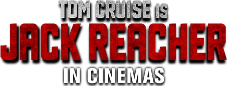 TOM CRUISE is JACK REACHER AT CINIMAS BOXING DAY
